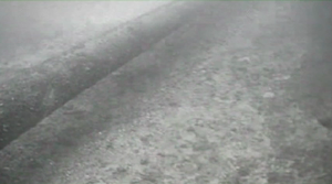 Underwater footage of the Mackinac Pipeline suspended across the Straits. By NWF